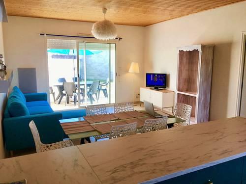 Loue maison à Noirmoutier (Herbaudière) 800m plage et 6couchages