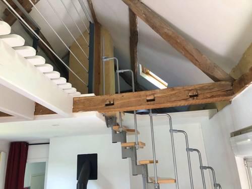 Loue maison de pêcheur à Olivet (45) - 3couchages