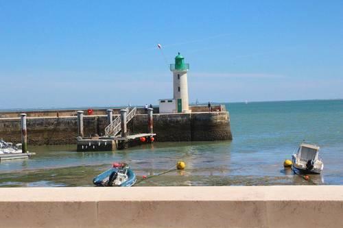 Loue maison de pêcheurs face port - 4couchages - La Flotte en Ré (17)