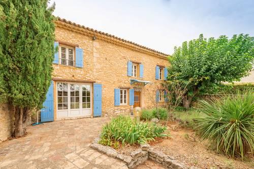 Loue maison 10-12couchages avec piscine au coeur du Luberon, Villars (84)