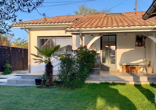 Loue maison 8couchages avec piscine et jardin-Le Bouscat (33)