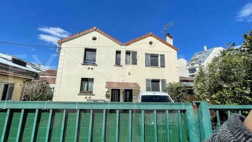 Vends Maison de 150m² 6pièces terrasse sous-sol total Nanterre