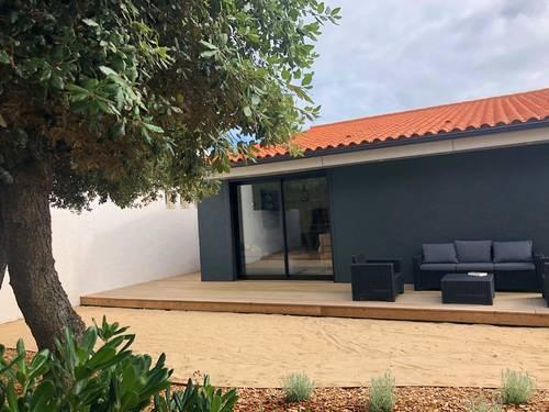 Loue Maison à Pironnière Sables d'Olonne (85) proche plage- 4couchages