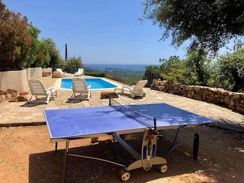 Loue maison - 5chambres, 10couchages avec piscine à 3km de Pinarello en Corse du Sud
