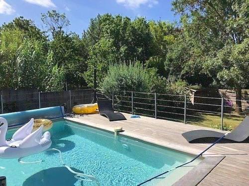 Loue maison avec piscine, 6couchages, 6chambres La Rochelle (17)