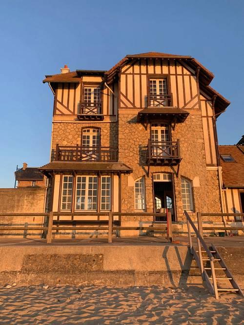 Loue maison sur la plage Villers-sur-Mer 11couchages - 5chambres