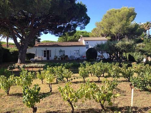 Loue maison Saint Tropez, les Salins, 5chambres, grand jardin clos