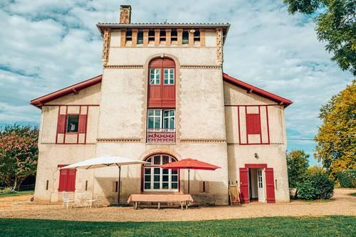 Loue maison familiale proche Pays-Basque - 20couchages - Saint-Barthelemy (40)