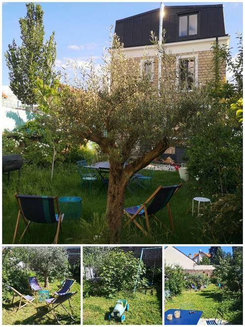 Vends maison quartier gare - 4chambres, 105m², Clamart (92)