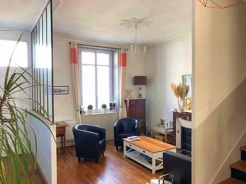 Vends Maison quartier Parc du Pin - Lafayette Angers (49) - 3chambres, 127m²