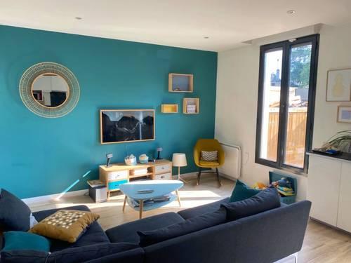 Vends maison 105m² quartier coulée verte - 4chambres, Antony (92)