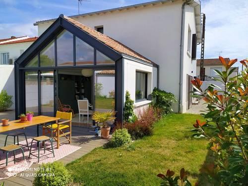 Loue maison à La Rochelle - 5chambres 8couchages
