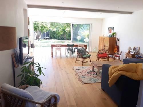 Loue maison familiale 8couchages, proche plage et centre ville, à La Rochelle (17)