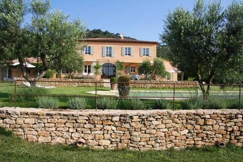 Loue bastide provençale, 6chambres, 12couchages entre Aix et le Luberon, Rognes (13)