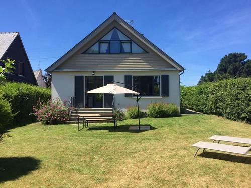 Loue maison à St Malo - Rotheneuf proche plage 6couchages