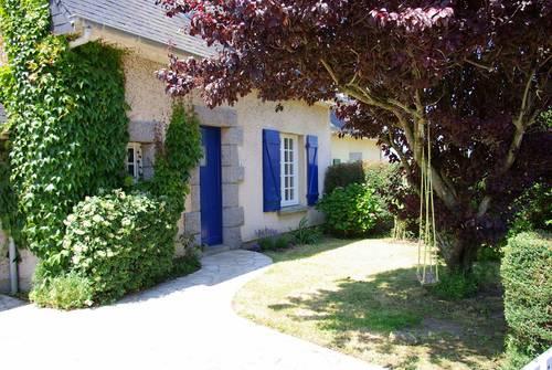 Loue maison, 6couchages, 3chambres proche plage (5mn à pied) à Saint Malo (35)