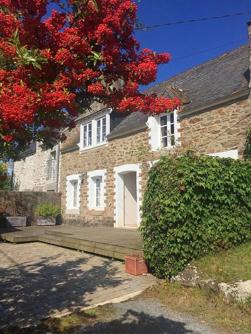 Loue maison à Saint-Lunaire (35), 6couchages, 3chambres