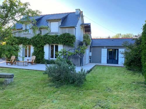 Loue maison 6couchages, 3chambres à Saint Lunaire le Pont (35)