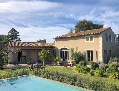 Loue maison St-Rémy-De-Provence (13) - 12couchages 15mn à pied du centre