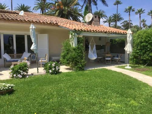 Loue Maison Saint-Tropez (83) - Parc de la Moutte - 5couchages