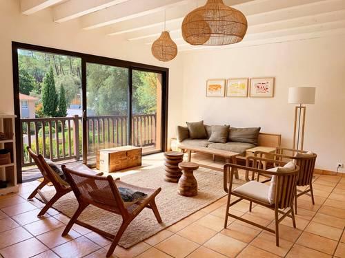 Loue vaste villa 10couchages au calme - Seignosse (40)