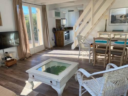 Loue maison au Touquet 4à 5couchages