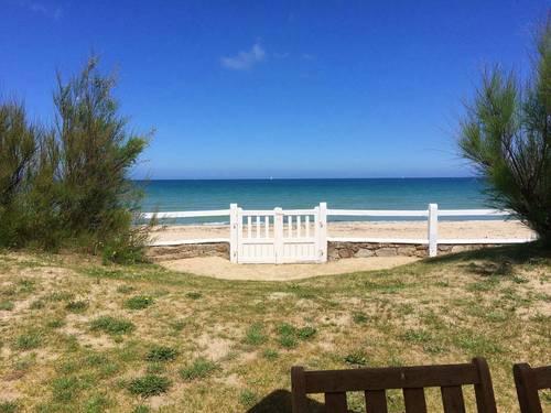 Loue maison Urville-Nacqueville jardin accès direct plage 4couchages