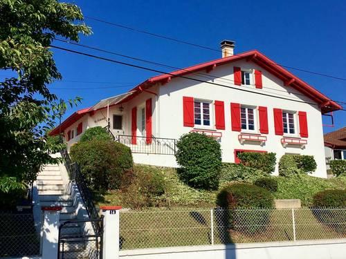 Loue maison de vacances, 8couchages, 4chambres à Bayonne/Anglet (64)