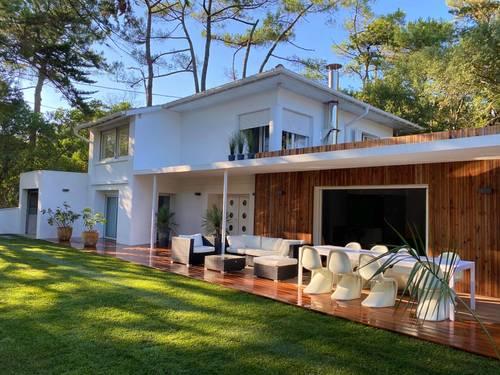 Loue Maison de vacances Hossegor entre lac et océan - 5chambres 11couchages