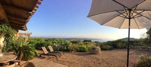 Loue maison de vacances vue mer et montagne 8uchages - Bonifacio (20)