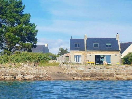Loue Gîte Kuzheol en bord de mer, 4chambres, 7couchages - Locmariaquer (56)