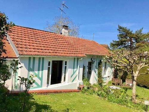 Loue maison de vacances plage à 2.5kms Entrée Deauville, Saint-Arnoult (14) 2chambres 2sdb