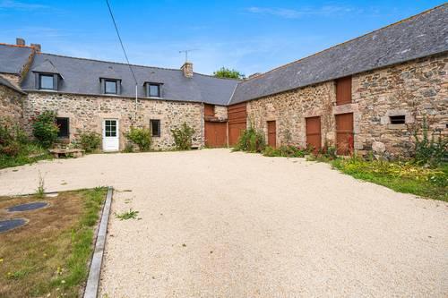 Loue Maison de Vacances à 3km des plages à Erquy (22) en Bretagne - 4chambres