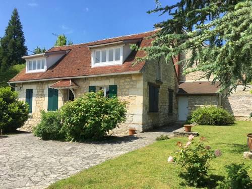 Loue maison dans le Vexin (60) 1h de Paris - 5couchages
