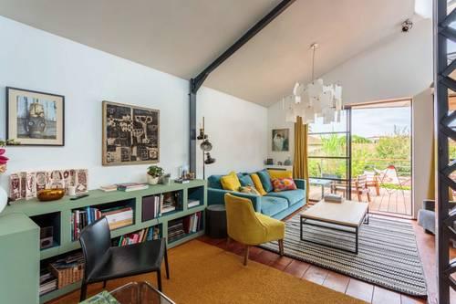Loue une maison en ville style loft pour 8couchages - Biarritz
