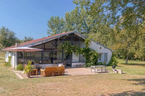 Loue Maisons à Lartigue (33) Landes girondines 14couchages