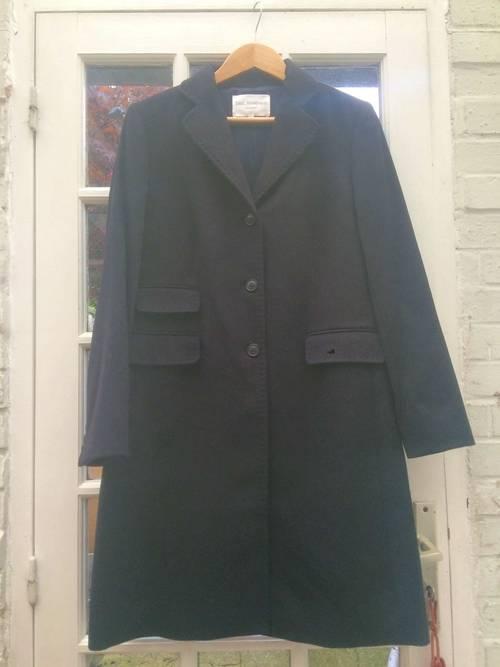 Vends manteau cachemire Eric Bompard T42