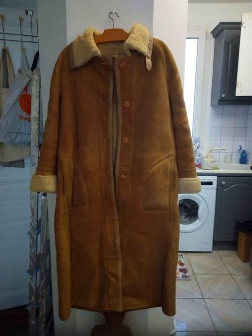 Manteau femme, taille M
