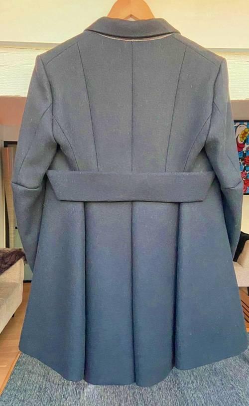 Manteau laine taille S