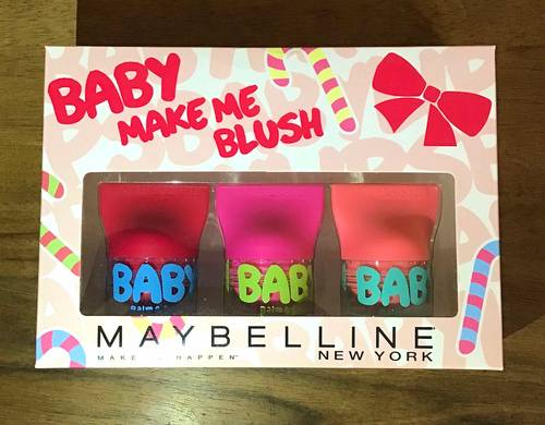 Vends Kit de maquillage Gemey Maybelline — Neuf