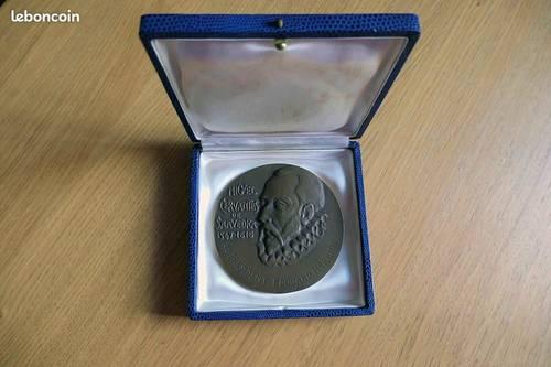 Médaille Don Quichotte de la Manche 1955