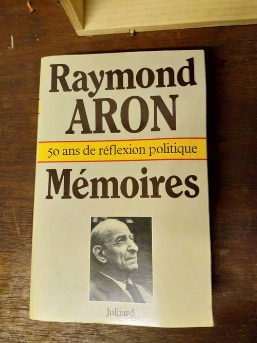 Mémoires de Raymond Aron
