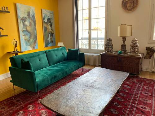 Loue 2pièces 50m² meublé - Métro Vaugirard Paris 15ème