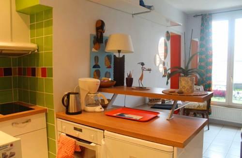 Loue appartement meublé, 25m² - Bois-Colombes