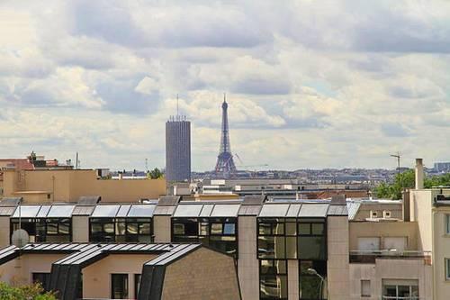 Loue T2meublé Courbevoie, Bécon, idéal Paris 55m²