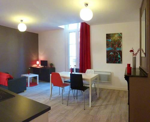 Loue appartement T2meublé hyper-centre écusson Montpellier - 40m²