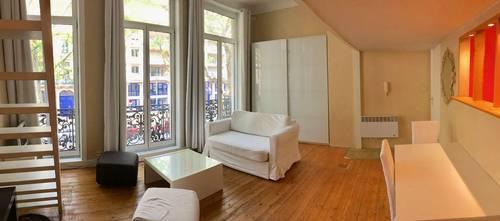 Loue T1bis meublé de 32m² en plein coeur de Lille