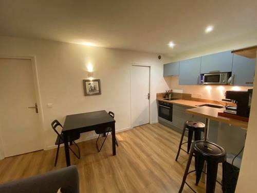 Loue appartement T2meublé 38m² à Rouen Corneille/Hotel de Ville (76)