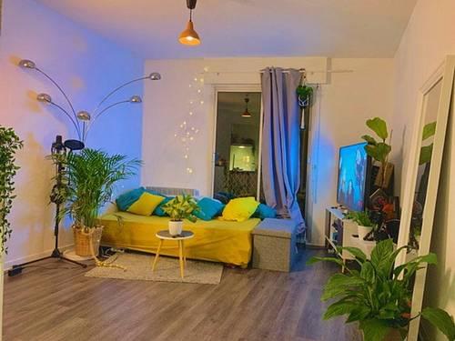 Loue appartement meublé T1à Port St Sauveur - Toulouse (31) - 23m²
