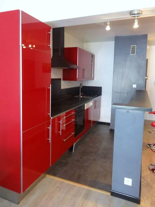 Loue beau 2pièces meublé 57m² Strasbourg centre (67) - disponible 31août 2021